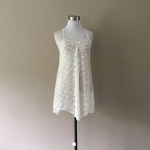 Small In Bloom Lace Chemise